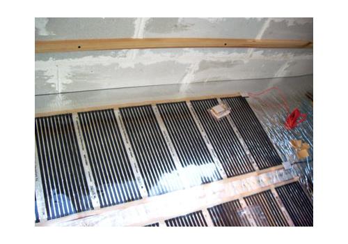 Теплый пол пленочный теплый пол воронеж фото монтажа - мои ф.